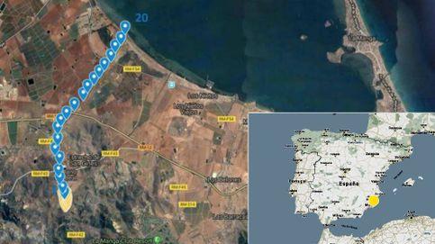Metales tóxicos de minas abandonadas en el Mar Menor, la última plaga de la laguna