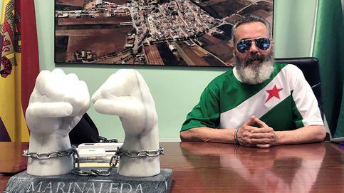 Sánchez Gordillo revalida (por los pelos)  su alcaldía de Marinaleda 40 años después