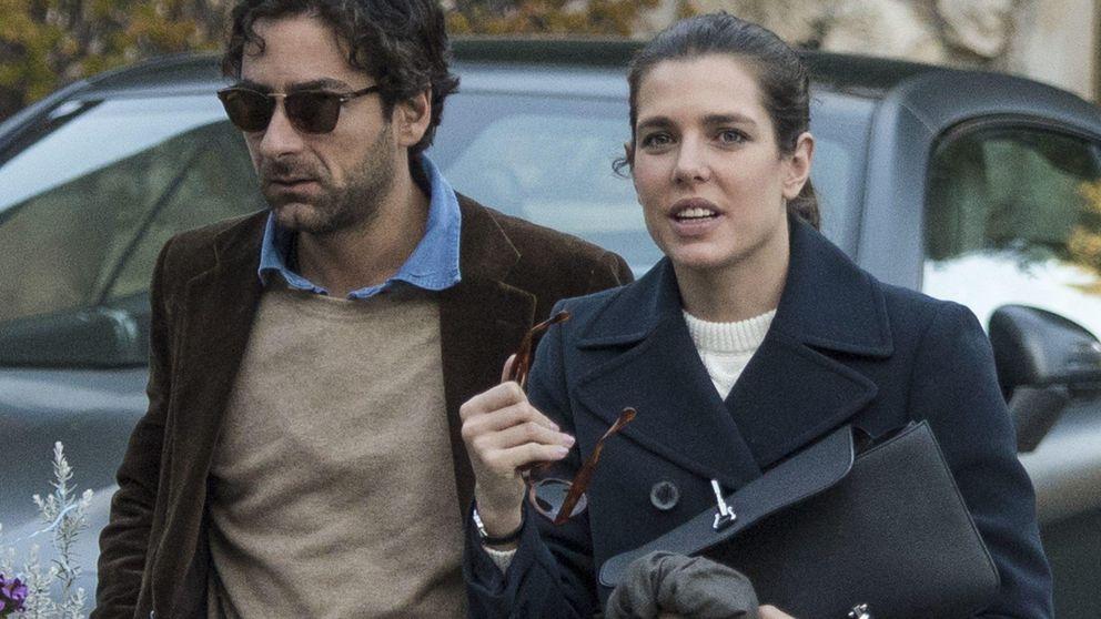 ¿Campanas de boda en Mónaco? El sospechoso anillo de Carlota Casiraghi