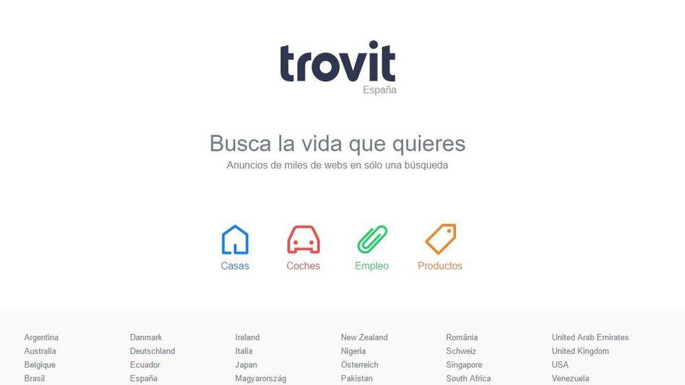 Foto: Página web de Trovit.
