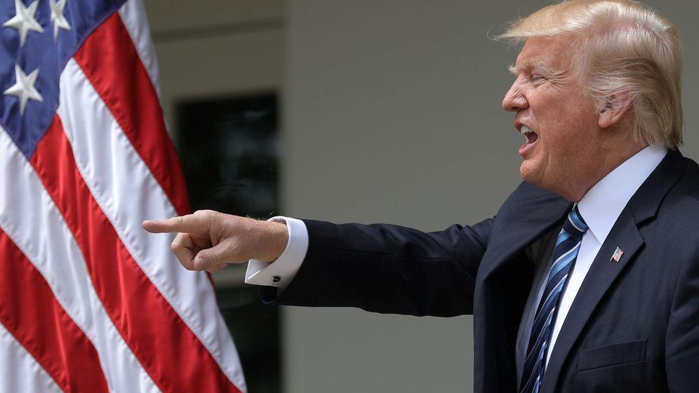Foto: El presidente de Estados Unidos, Donald Trump, en una imagen de archivo. (Reuters)