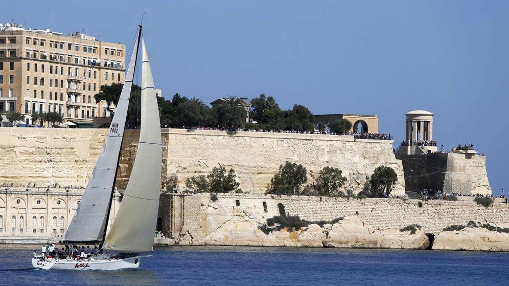 Foto: Puerto de La Valeta, situado en la parte centro-oriental de la isla de Malta. (EFE)