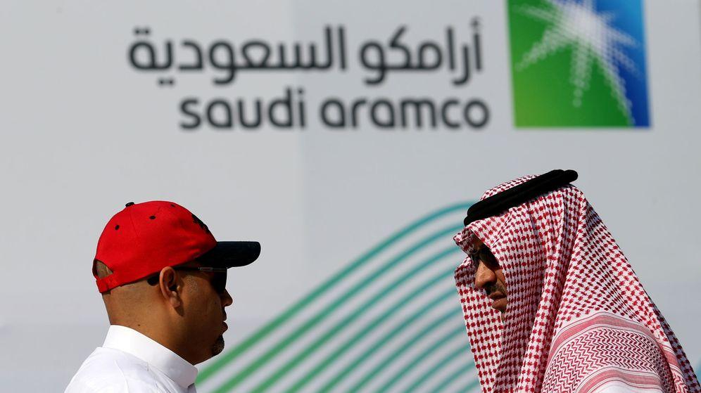 Foto: Foto de la empresa saudí Aramco. (Reuters)