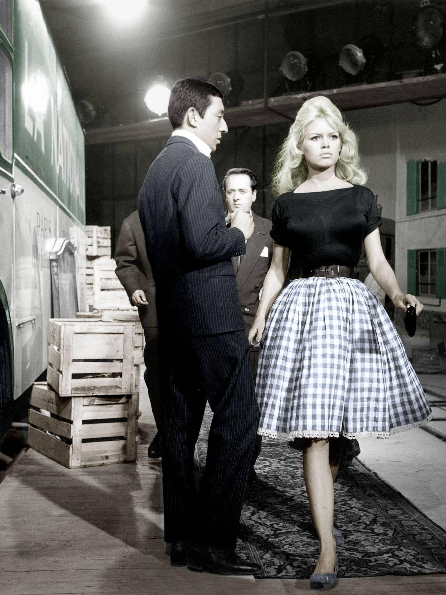 Brigitte Bardot en la película. (Cordon Press)