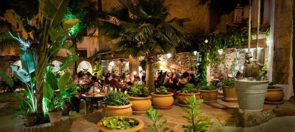 Hotel la Casa del Califa en Vejer de la Frontera, parada gastronómica obligada