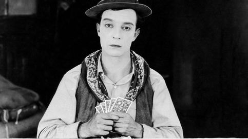 Buster Keaton: el verano en el que el genio del cine se fue 'de cañas' por la Malagueta