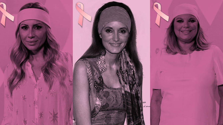 Cáncer de mama: cuatro famosas nos cuentan su experiencia