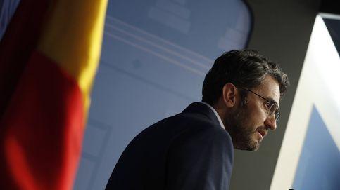 La críptica pullita del ministro más breve de Sánchez