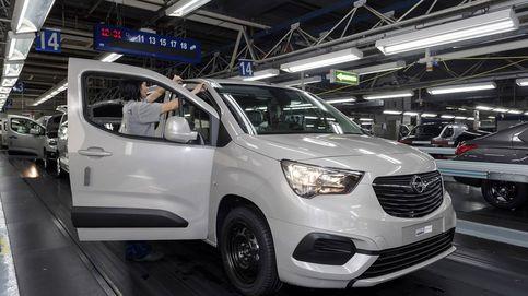 Protestas en Vigo contra la apertura de la factoría de PSA Peugeot Citroën