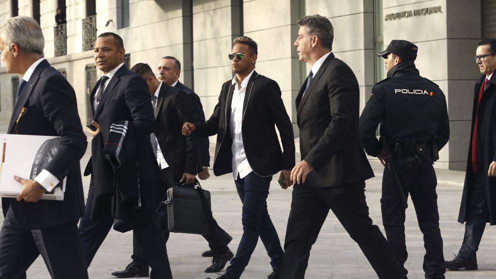 El futuro jurídico de Neymar se complica: la acusación particular pide seis años de cárcel
