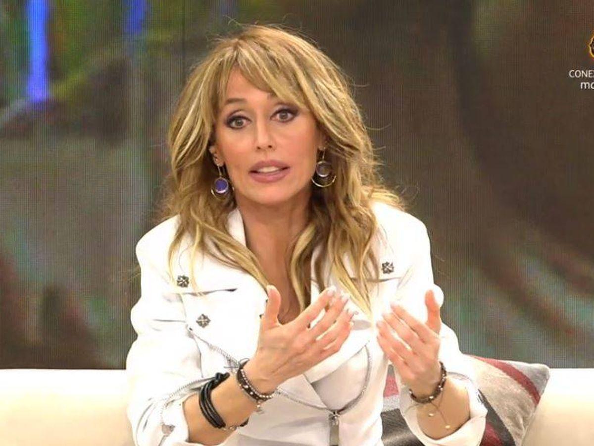 Foto: Emma García, presentadora de 'Viva la vida'. (Mediaset España)