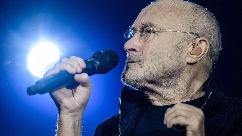 El cantante Phil Collins. (EFE)