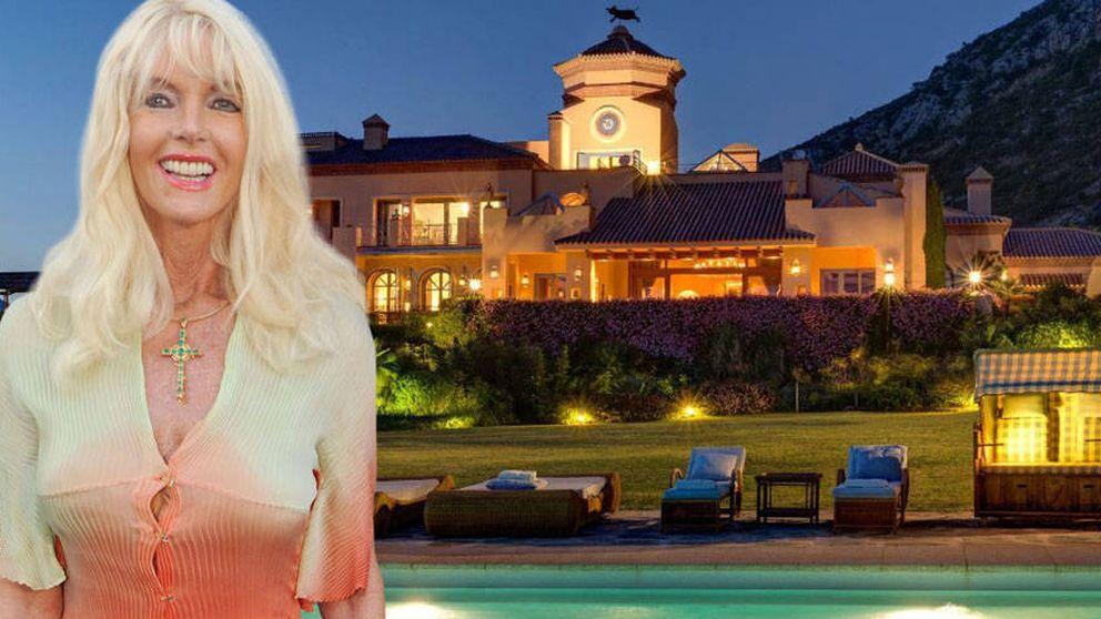 50 millones por Villa Sagitario, la lujosa mansión de Gunilla en Marbella