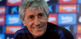 Post de Por qué Setién excita a los culés y Clemente se hace un lío con el ADN del Barcelona
