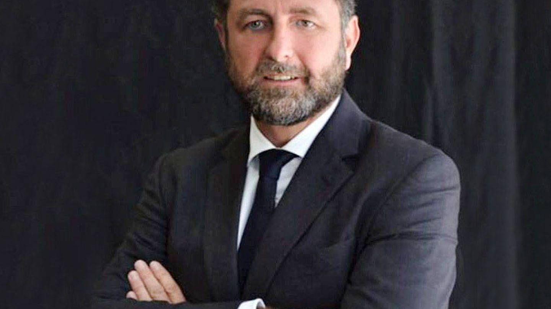 Luis Gasset, en una imagen cortesía de Ansorena.