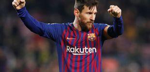 Post de El motivo por el que Messi quiere tapar la boca al amigo de Florentino Pérez