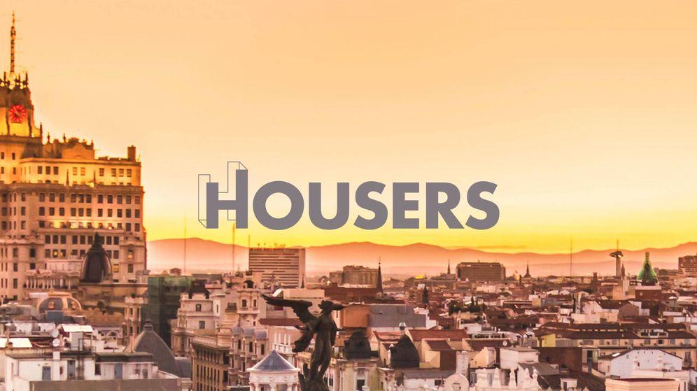 Foto: Logo de Housers. (Idealista)