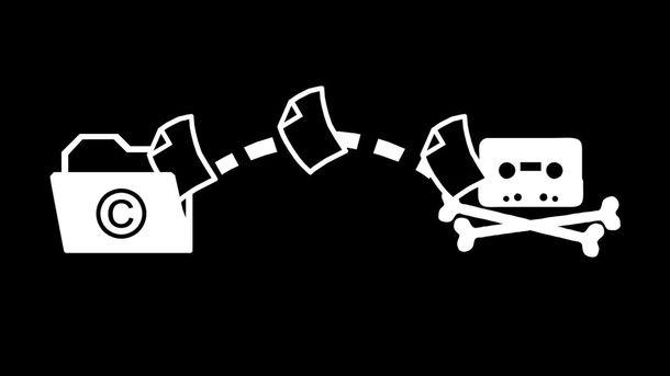 Foto: Piratería