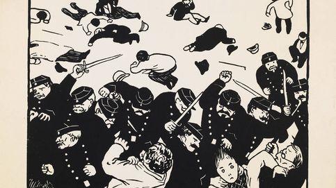 Imágenes de la rebelión: arte y poesía en la historia de los levantamientos