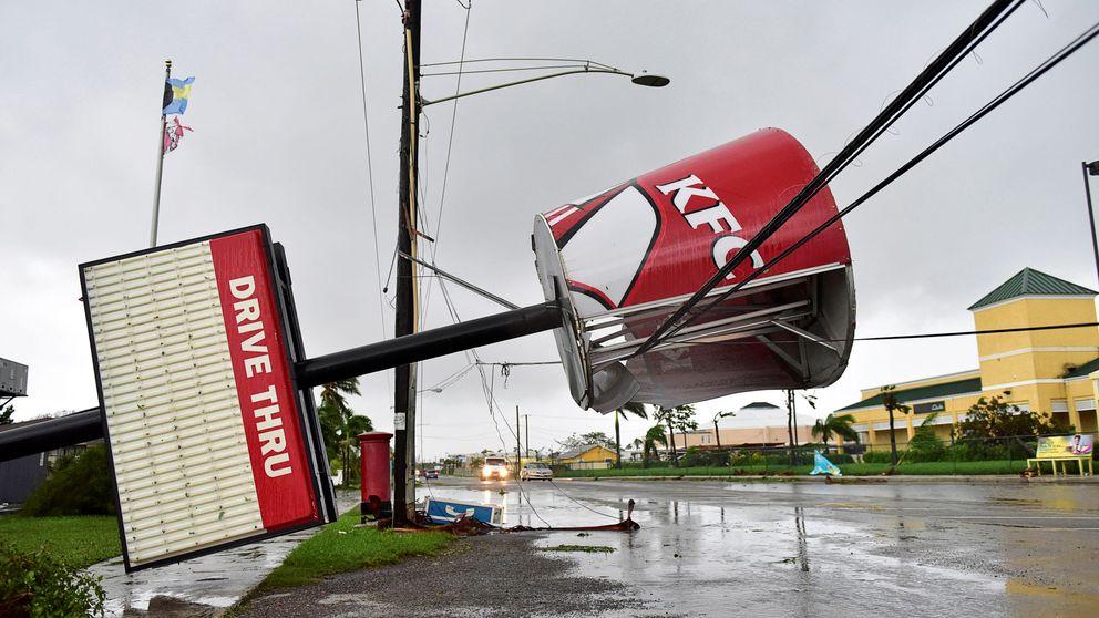 Por qué es imposible que llegue un huracán como Matthew a España