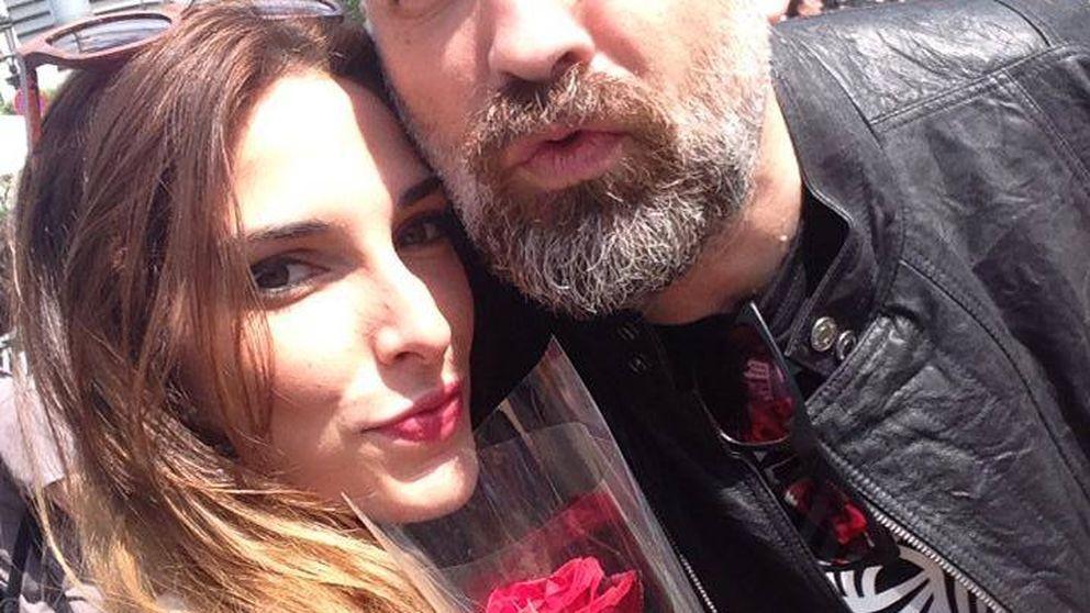 Goyo Jiménez se casa con su chica, Paloma Melo, en una boda muy rural