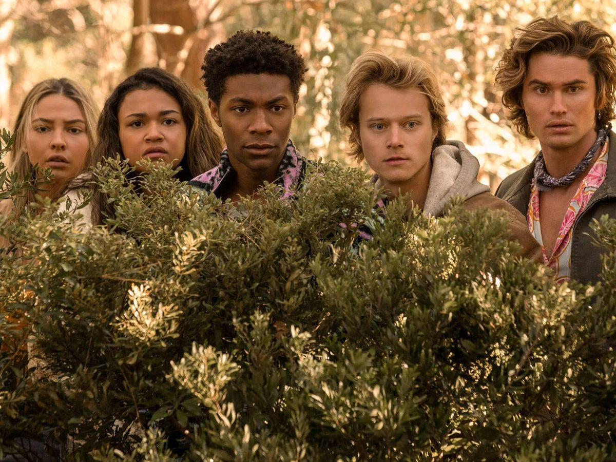 Foto: 'Outer Banks'. (Netflix)