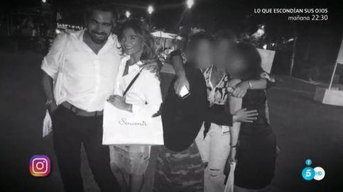 Divorciado, francés y atlético: así es el nuevo novio de Raquel Bollo