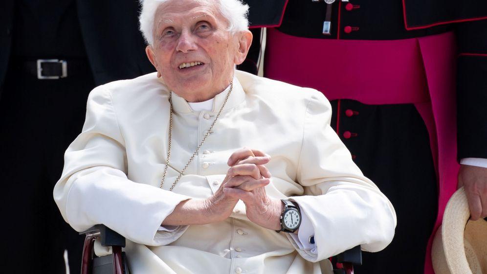 Foto: Benedicto XVI en Alemania. (Reuters)