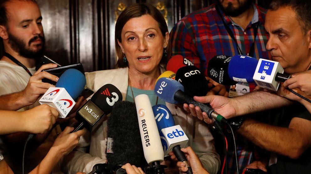 JxSí, CUP y SQEP llevan la suspensión del pleno del lunes por el TC a Estrasburgo