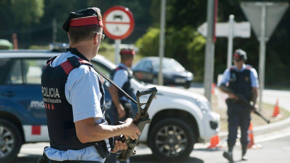 Los Mossos detienen al presunto agresor de una joven de 17 años en Barcelona