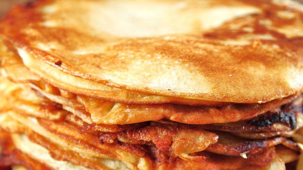 Foto: Tortillas de Canarias. (iStock)