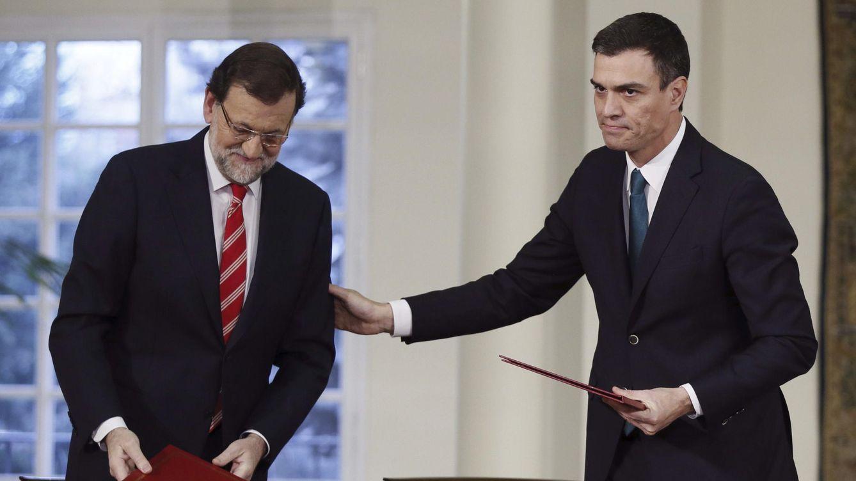 Acuerdo pleno PP-PSOE en la ley de seguridad nacional frente al desafío de Mas