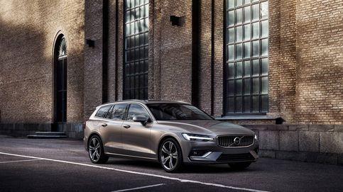 Volvo V60, el familiar más dinámico y seguro del mercado