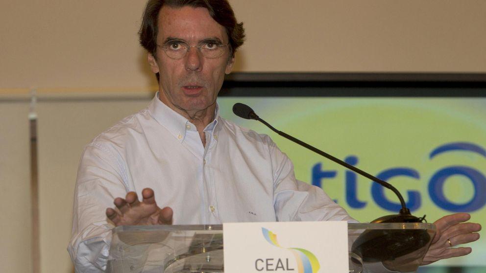 Podemos se querella contra Aznar por acusarlo de financiación ilegal