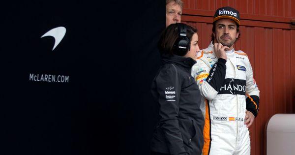 """""""Pensé dejar la Fórmula 1"""". Fernando Alonso y por qué no tiró la toalla el año pasado"""