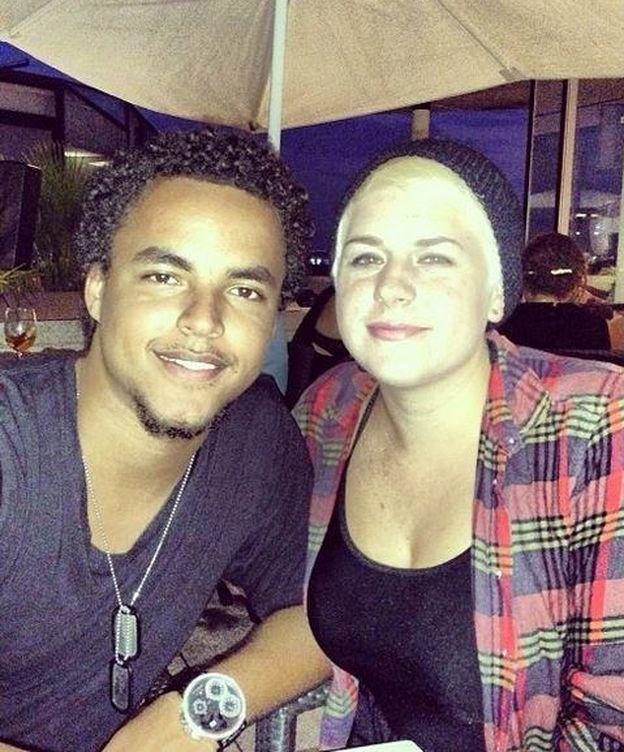 Foto: Isabella, con su hermano Connor en 2014 (Instagram)