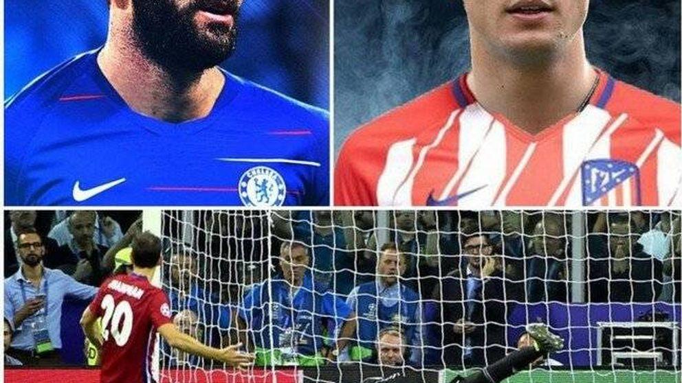 Los crueles memes de Morata tras su fichaje por el Atlético de Madrid