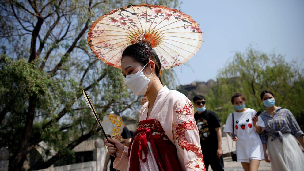 Los nuevos casos de coronavirus en China continúan en mayo en un solo dígito