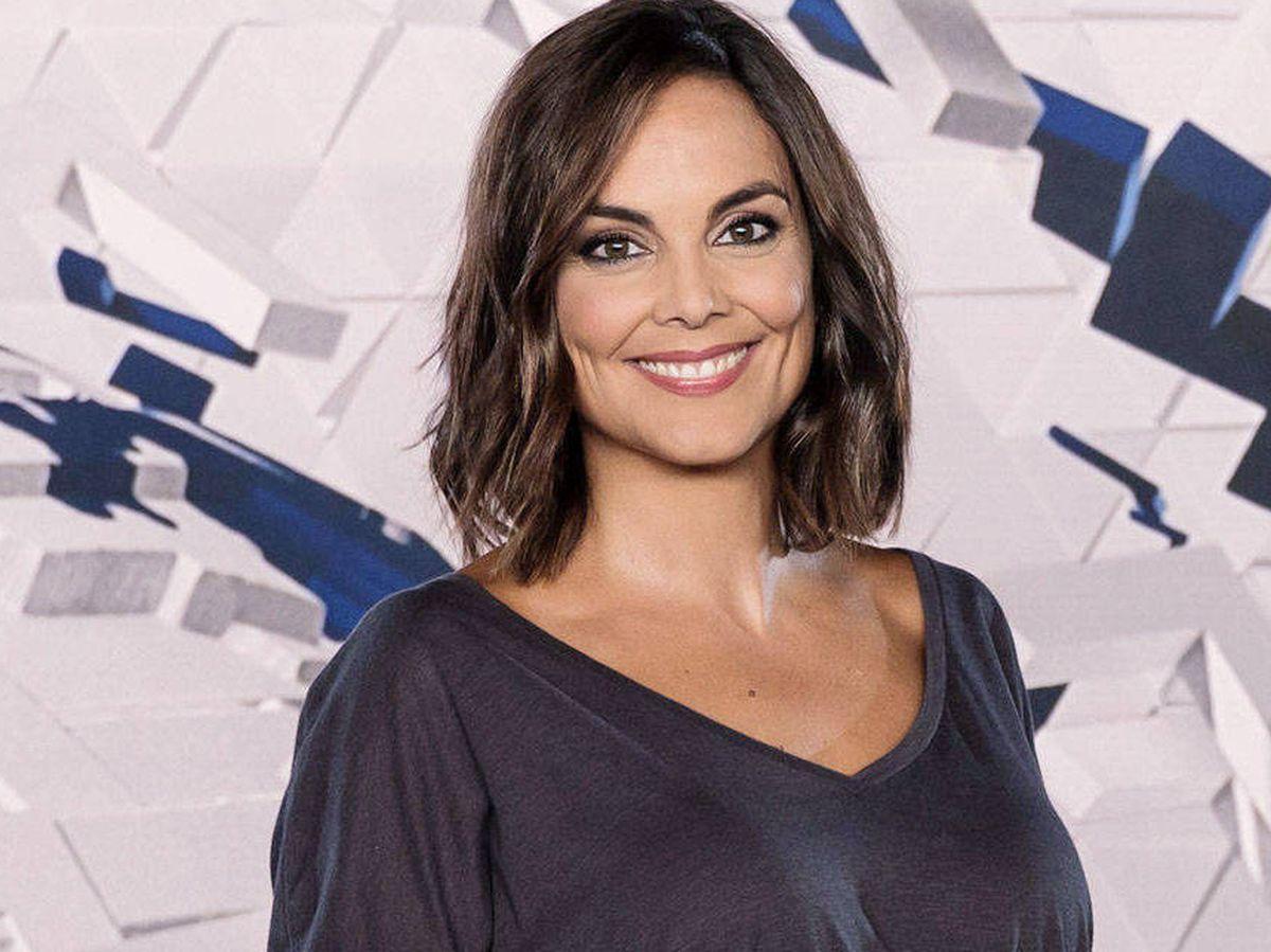 Foto: Mónica Carrillo, en 'Antena 3 Noticias'. (Atresmedia Televisión)