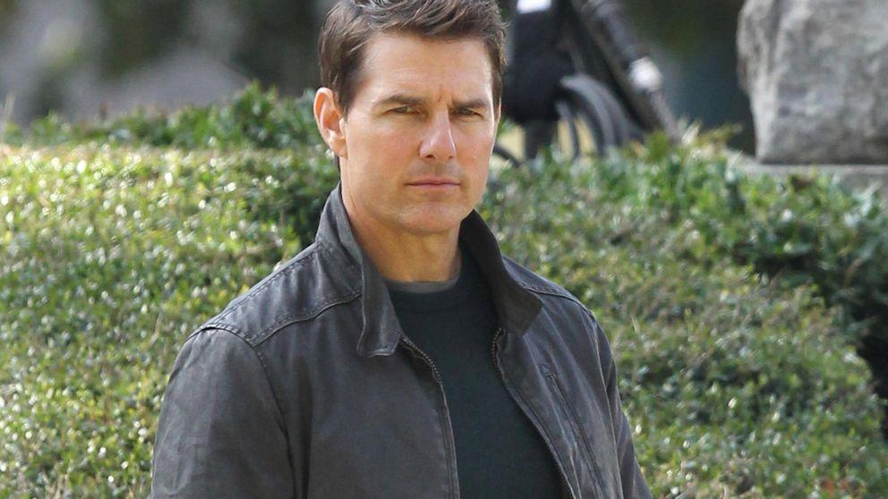 Salen a la luz las fotografías más privadas de Tom Cruise