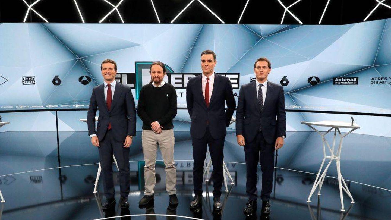 Debate de Atresmedia. (EFE)