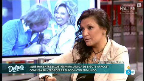 Gemma Serrano: No tengo que pedirle permiso a Bigote Arrocet para hablar