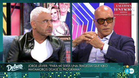 El ultimátum de Jorge Javier a Kiko por lo que ha dicho sobre Corredera