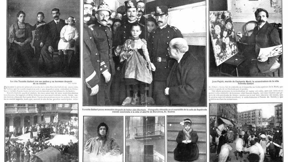 Historia criminal de Barcelona: asesinos en serie, anarquistas y rubias deslumbrantes
