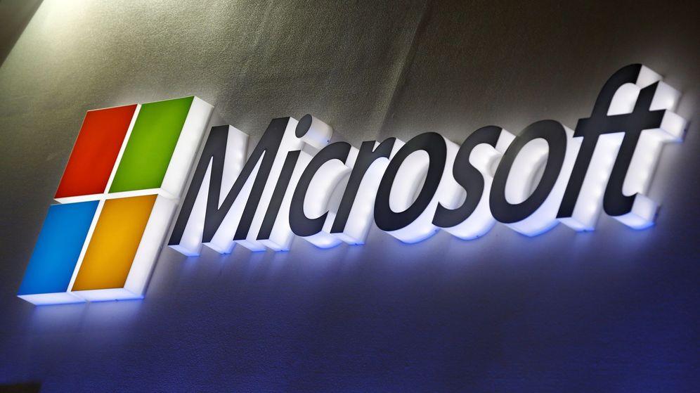 Foto: El logo de Microsoft en una imagen de archivo. (Reuters)