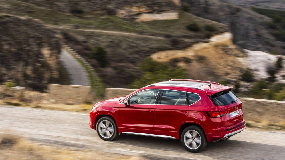 Foto: Estas nuevas versiones de motor vienen a completar la gama del todocamino compacto de Seat.