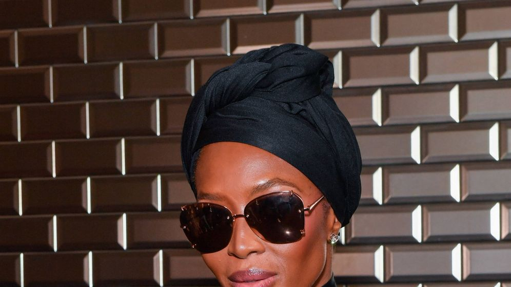 Foto: Naomi Campbell. (Getty)