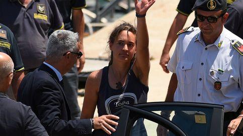 La justicia italiana deja en libertad a la capitana del Sea Watch