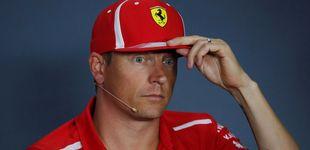 Post de Kimi Raikkonen deja Ferrari y firma por Sauber hasta 2020