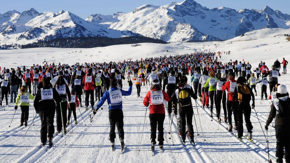 La Marxa Beret, el maratón más tradicional del esquí de fondo, a punto